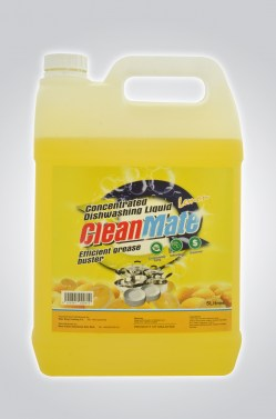 Cleanmate Dishwashing Liquid (Lemon)