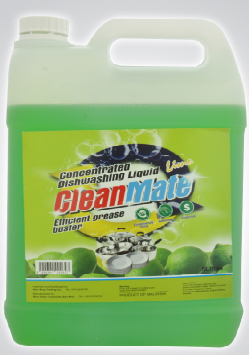 Cleanmate Dishwashing Liquid (Lime)
